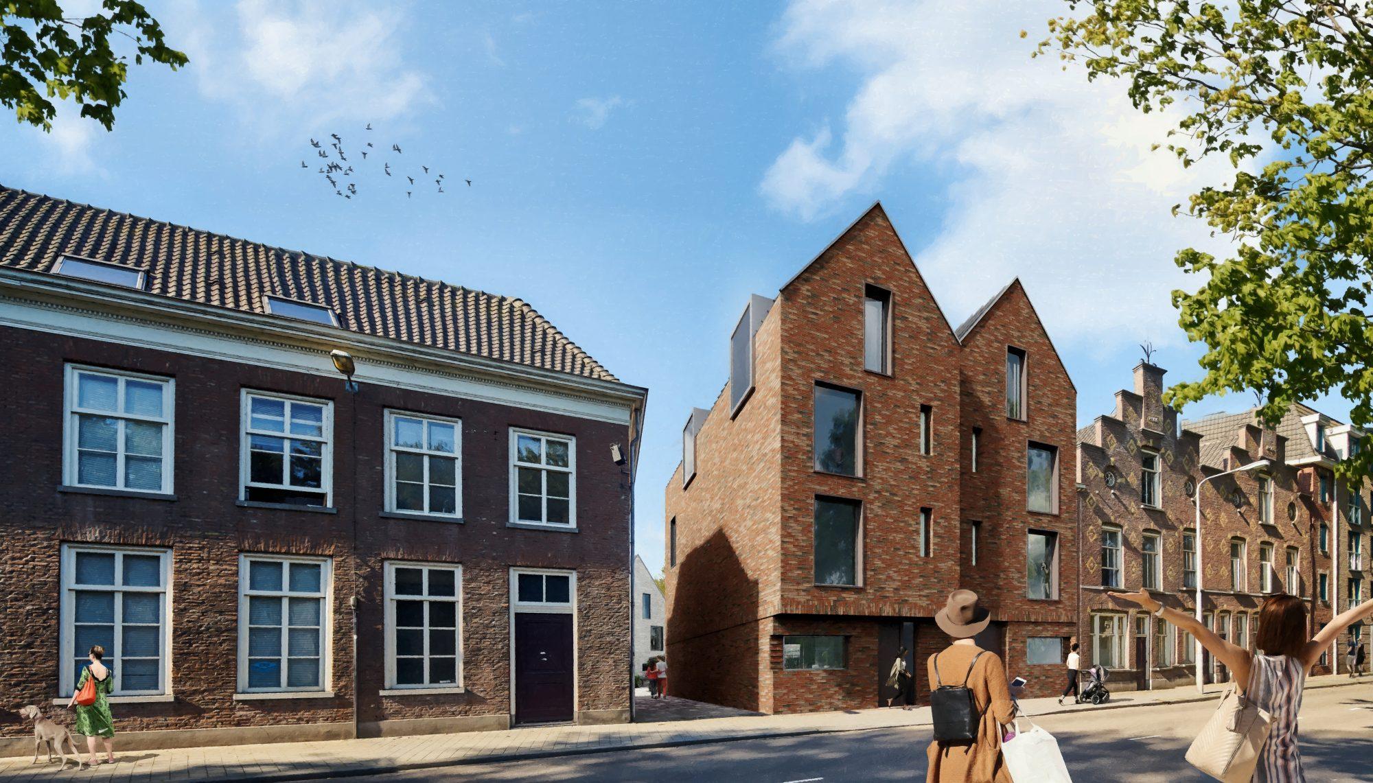 Coming soon: Urban villas de Negen Heren