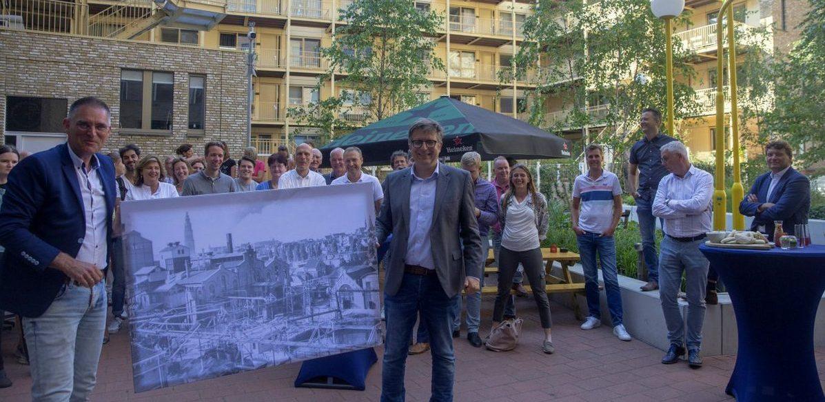 Opleveringsfeest Jakobijn Groningen