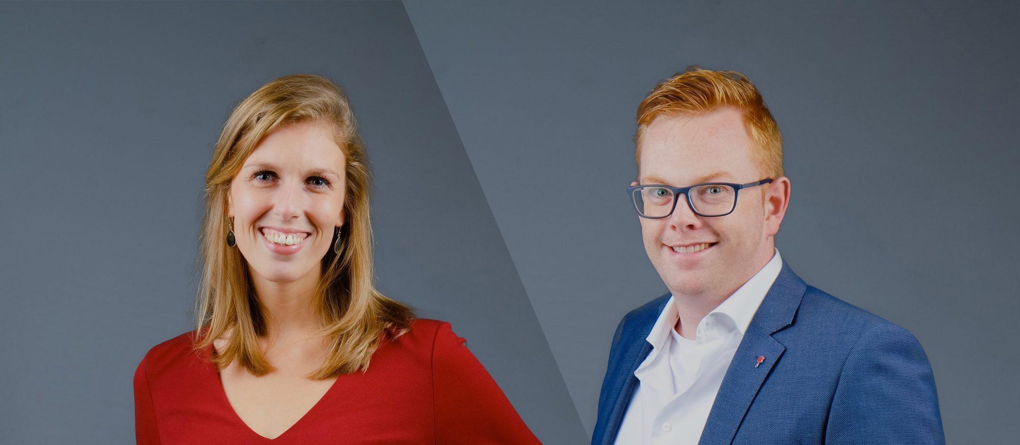 Twee nieuwe collega's bij MWPO!