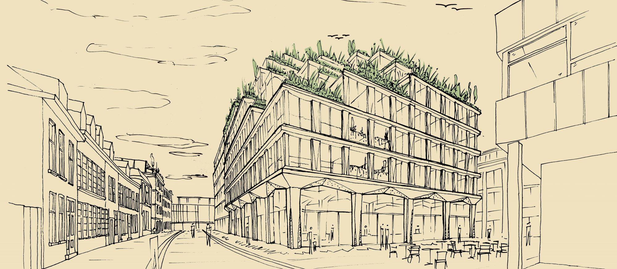 Wij ontwikkelen Mercado Groningen!