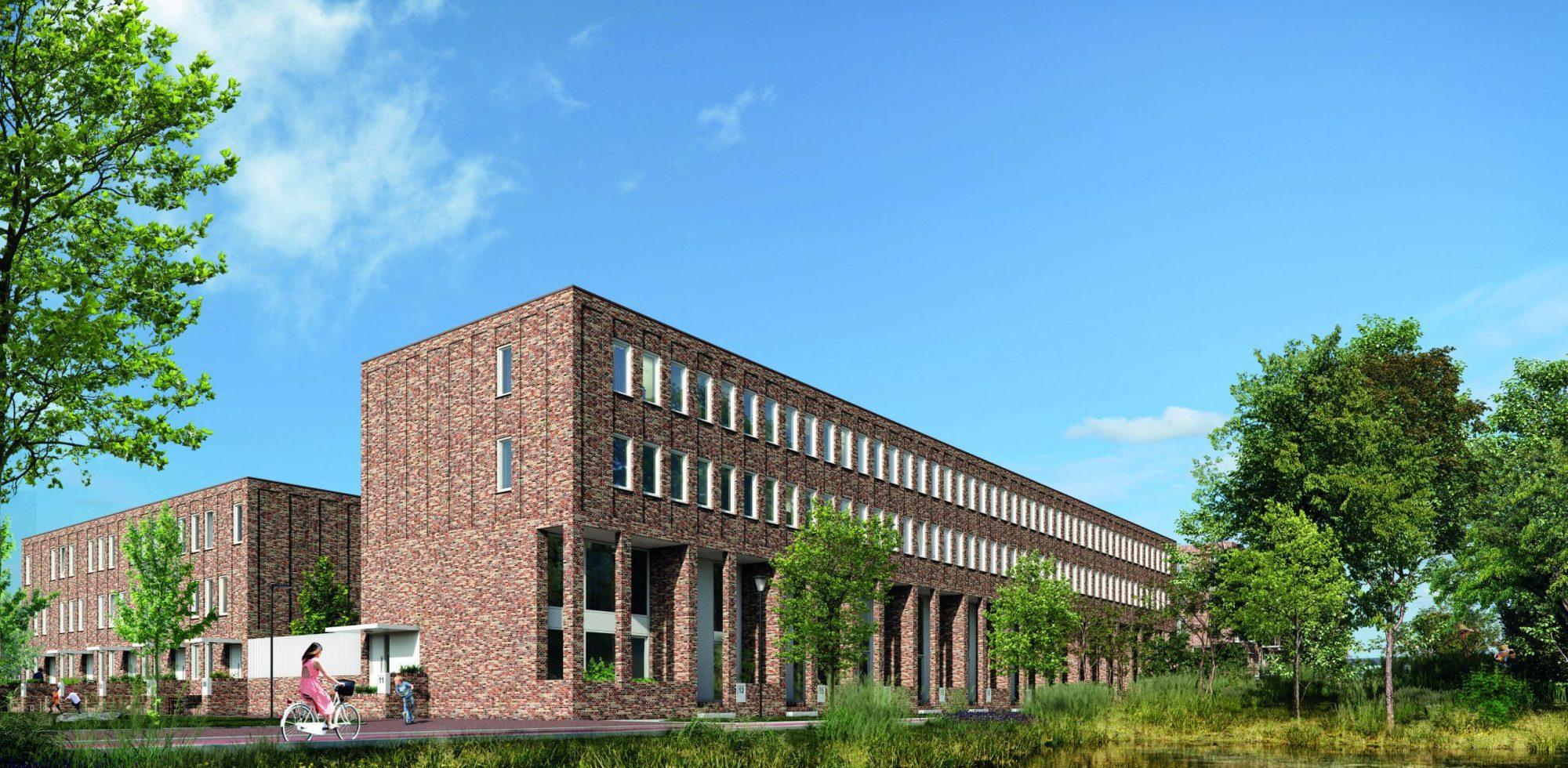 Morgen start verkoop 22 woningen Westerwal!