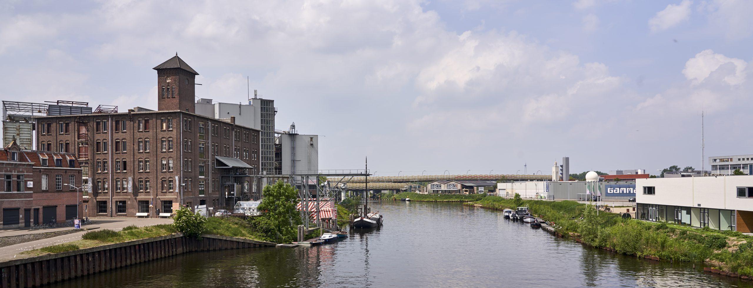 Nieuw project: Bossche Stadsdelta