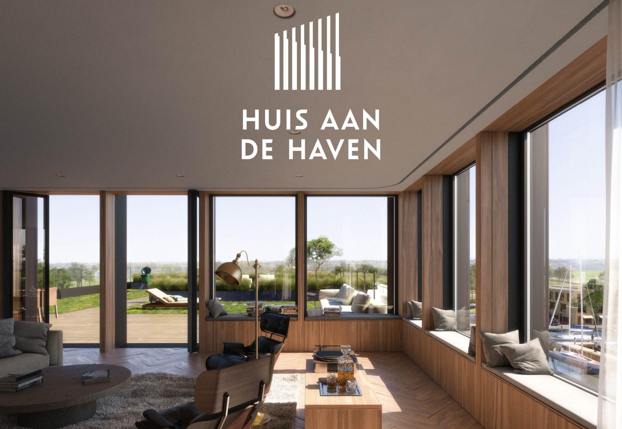 Huis aan de Haven