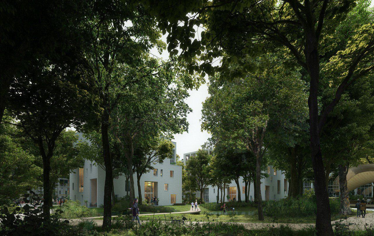 HOLT: Groene stad met Groningse ommekracht