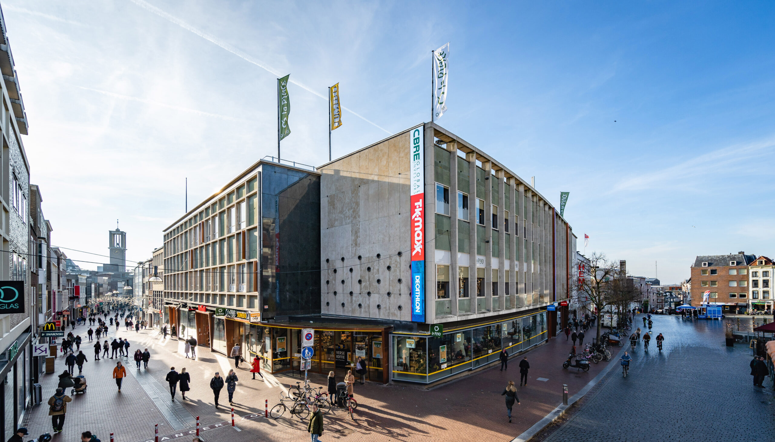 MWPO koopt voormalige V&D aan de Grote Markt in Nijmegen