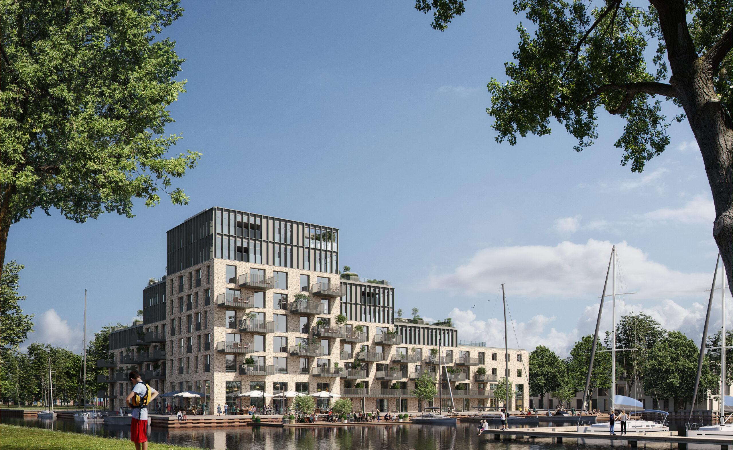 Huis aan de Haven Leeuwarden dit najaar in de verkoop