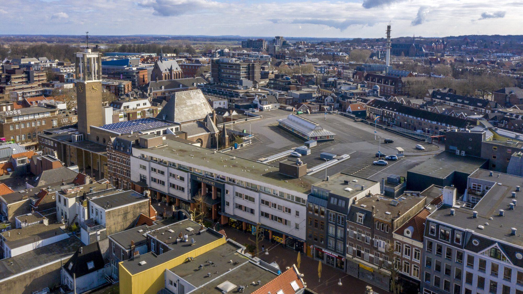MWPO verwerft winkelcentrum Molenpoort in Nijmegen