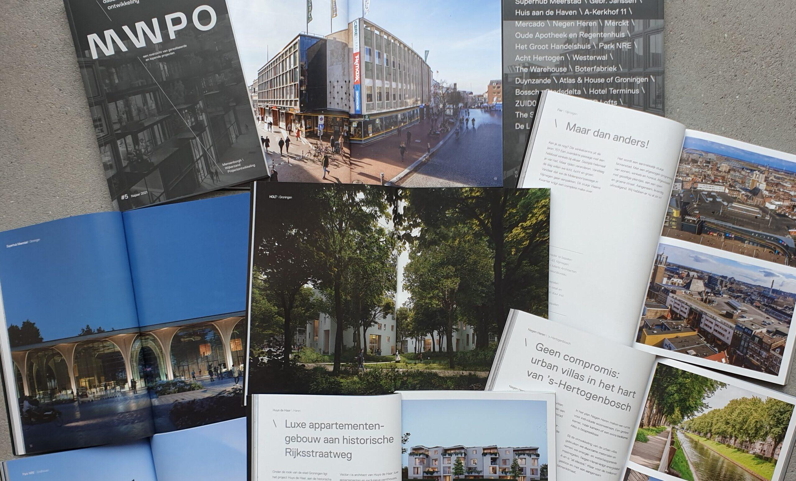 De nieuwe projectbrochure van MWPO is uit!
